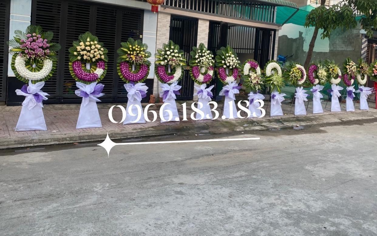 hoa đám tang tại TPHCM