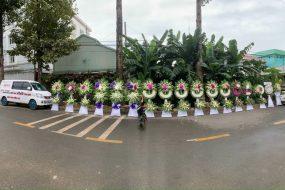 đặt vòng hoa đám tang TPHCM