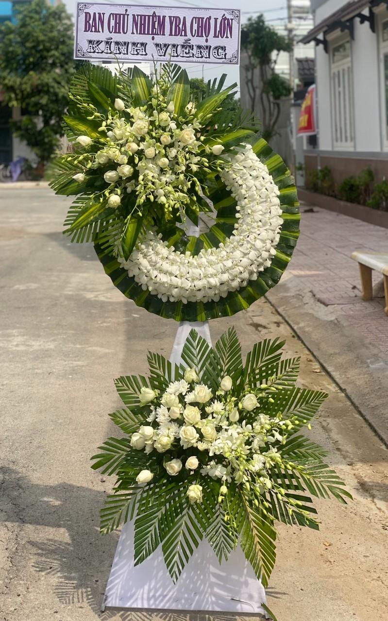 hoa đám tang quận 12