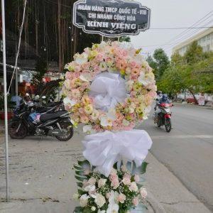 vòng hoa đám tang cần thơ