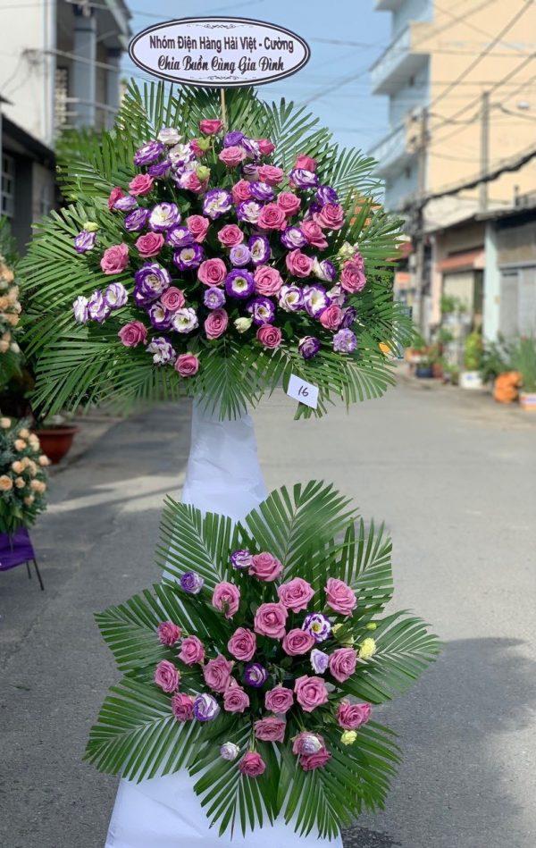 hoa đám tang đồng phú