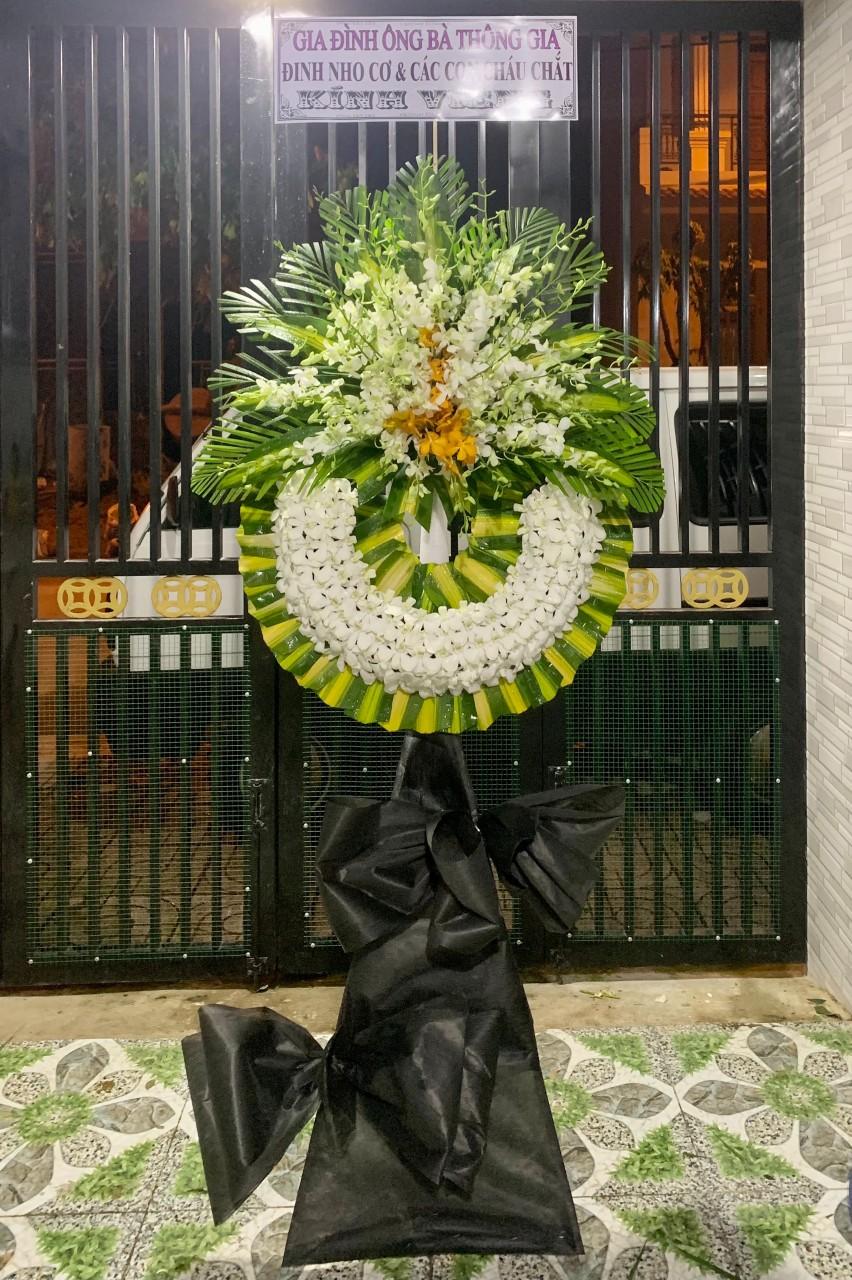hoa đám tang duyên hải