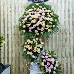 hoa đam tang tam bình