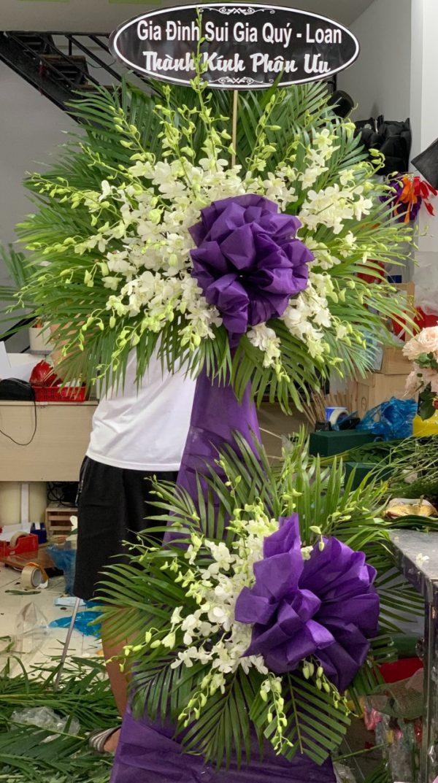 hoa đám tang vĩnh châu