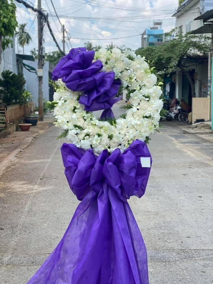 hoa đám tang vĩnh lợi