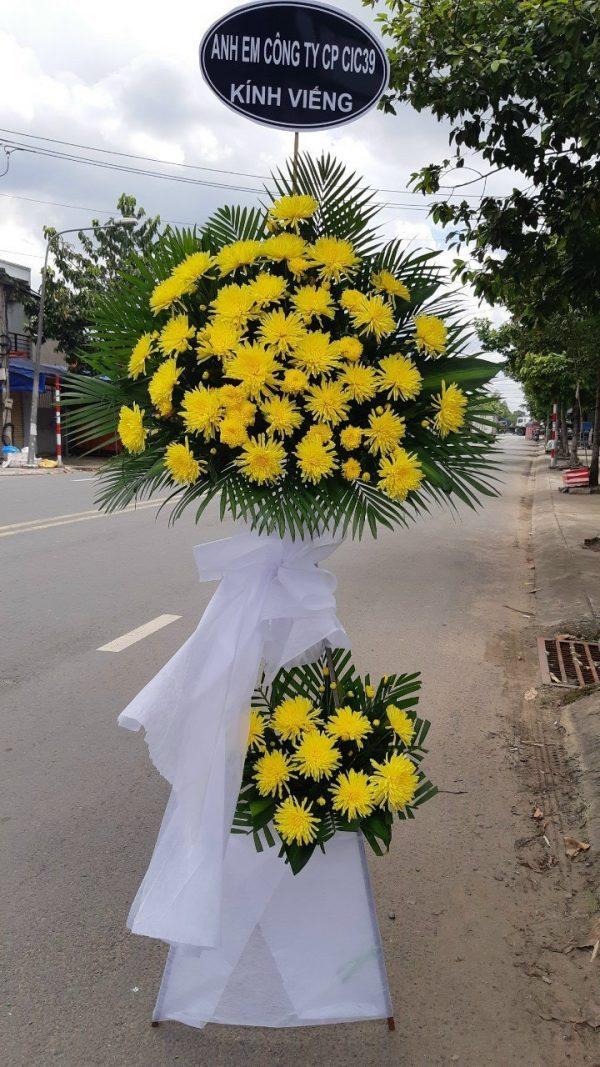 hoa đám tang hà lam