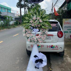 hoa đám tang phú hòa