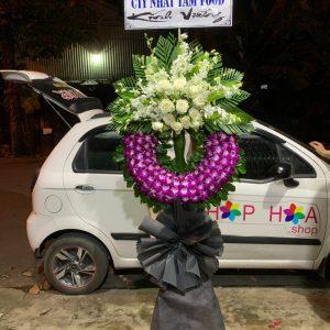 hoa đám tang phú quý