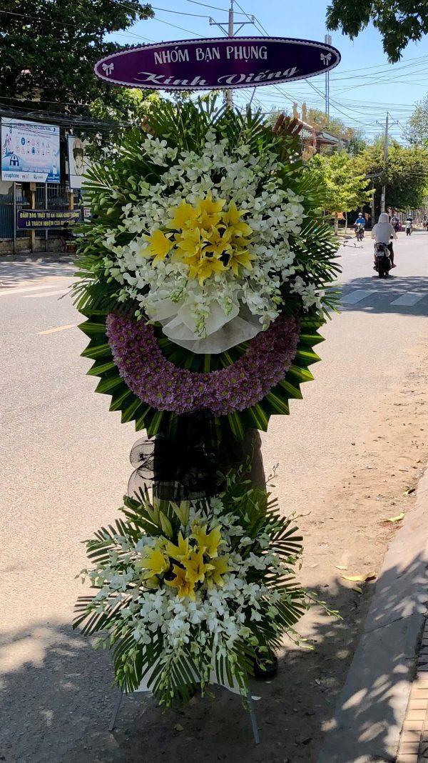 hoa đám tang phước bửu