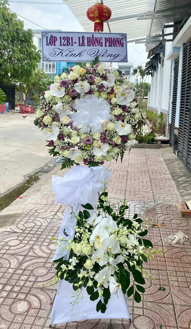 hoa đám tang phước hưng