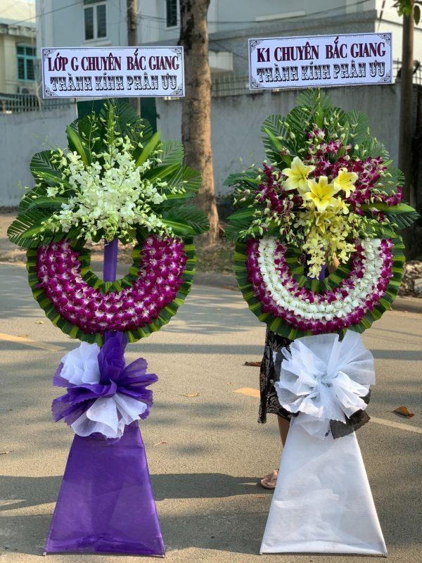 hoa đám tang phước trung