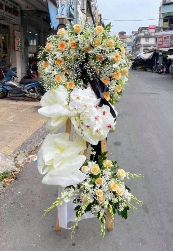 hoa đám tang quận 3