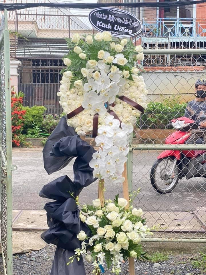 hoa đám tang tân phú