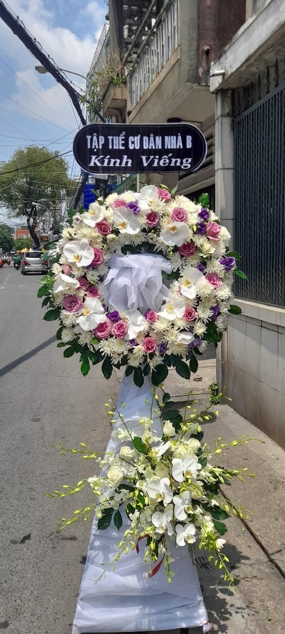 hoa đám tang thuận nam