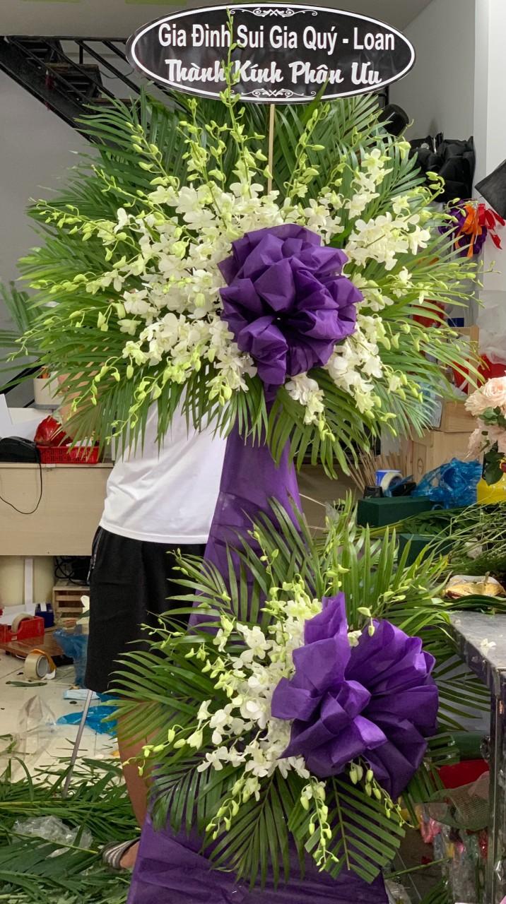 hoa tang lễ bình chánh