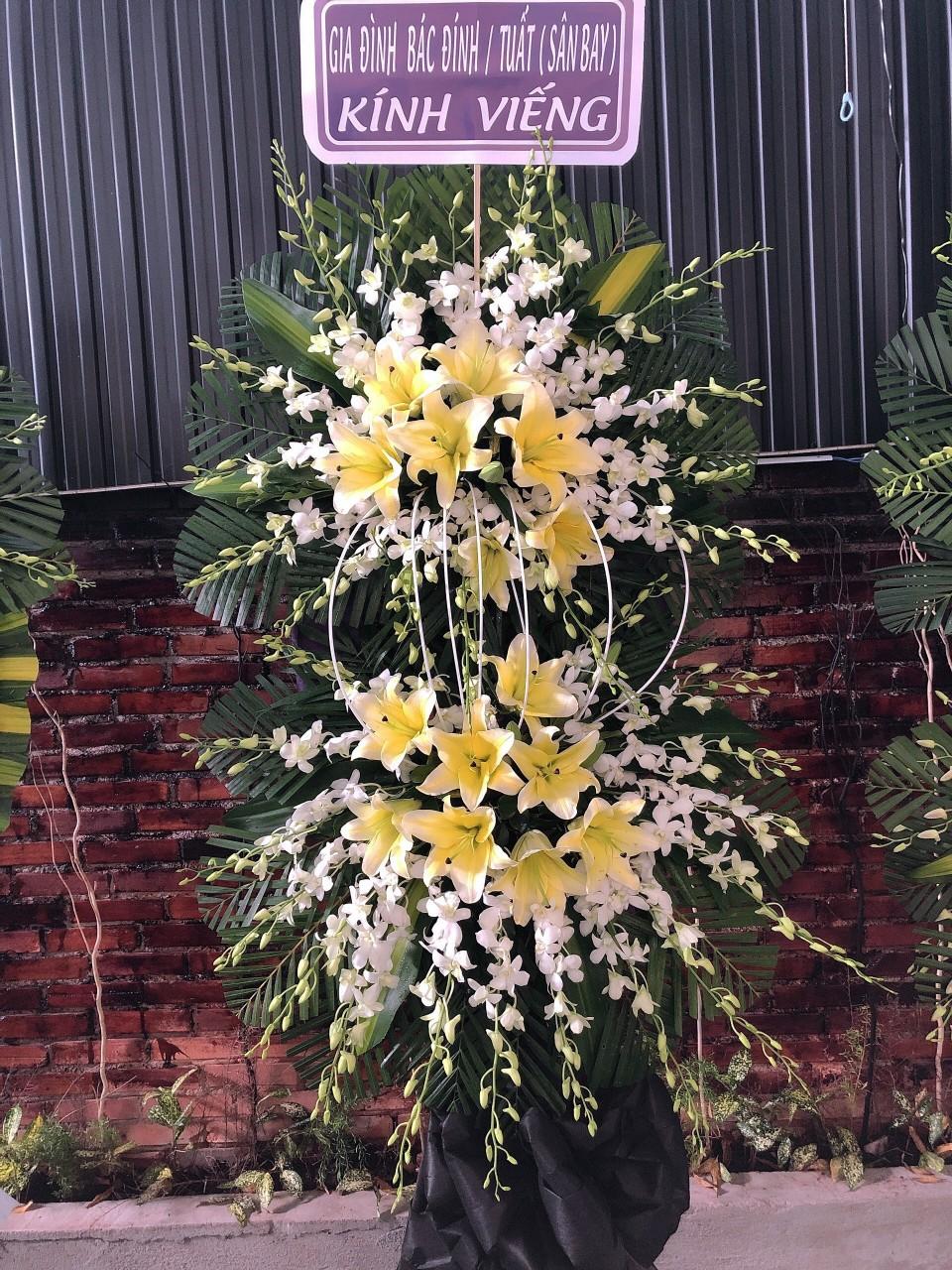 hoa tang lễ bình điền