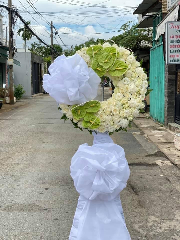 hoa tang lễ bình thạnh
