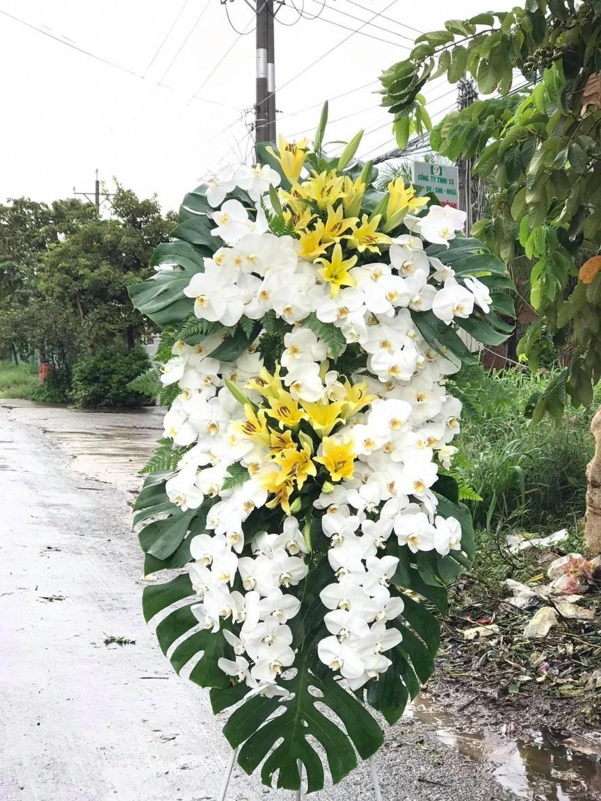 hoa tang lễ gò vấp