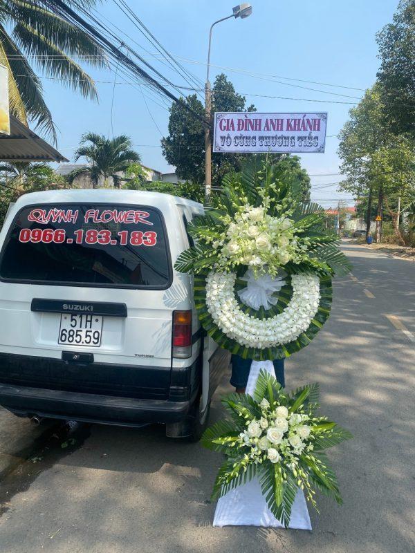 hoa tang lễ quận 4