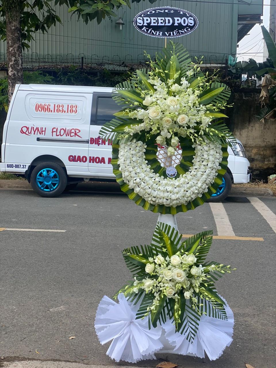 hoa đám tang định hòa