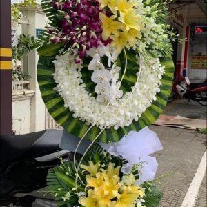 hoa đám tang huyện củ chi