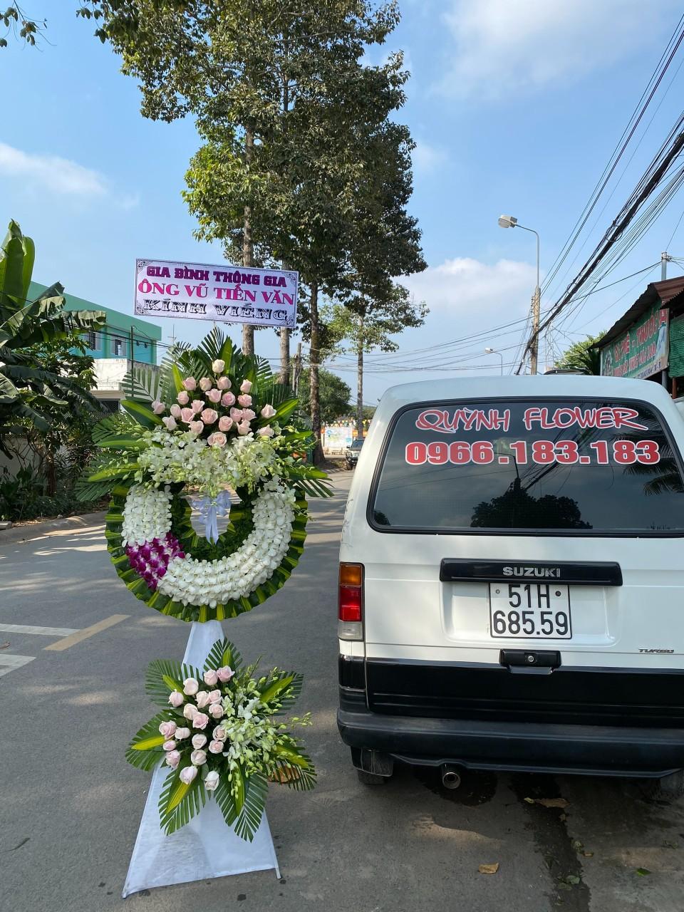 hoa đám tang phú thọ