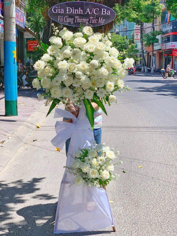 hoa đám tang phường thuận giao