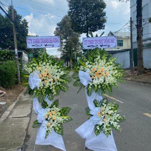 hoa đám tang thạnh phước