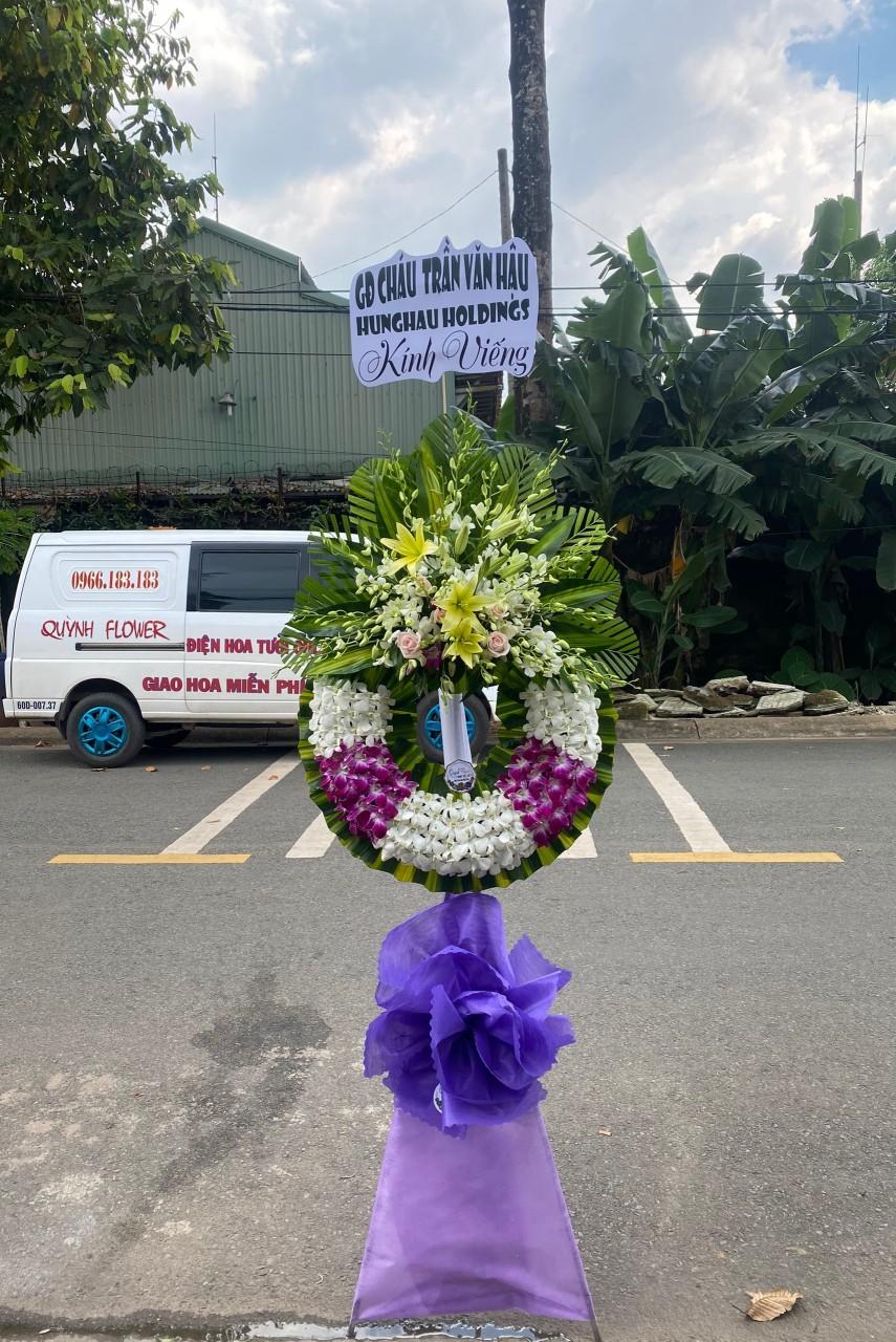 hoa đám tang tương bình hiệp